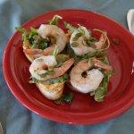 Shrimp Bruchetta