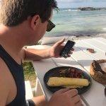 Breakfast - El Pez Omelette