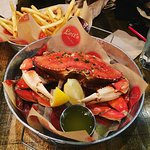 Dungeness Crab!