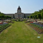 Saskatchewan Legislative Grounds