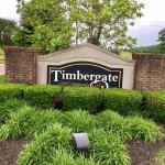 Timbergate Main Entrance Signage
