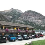 Foto de Twin Peaks Lodge & Hot Springs