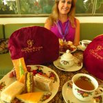 A delightful experience!  Great teas and food!