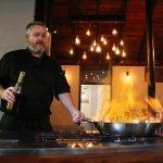 Chef Michael's Flambé