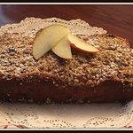 Freshly baked Praline bread