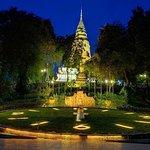 Wat Phnom Foto