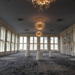 The Crystal Ballroom on the 17th floor