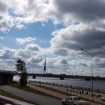 Riga Radio and TV Tower Foto