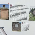 Information about the cemetery.