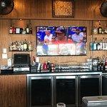 view at bar