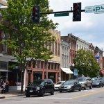 Quaint downtown Franklin