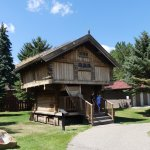 stabbur hut