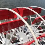 The Paddle Wheeler boat is always a relaxing ride!