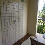 Privilege Jr Suite Balcony Shower