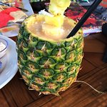 Amazing drink just a bit to much coconut shavings