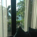 Partial Ocean View from rooms main window