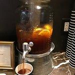 Iced Tea in Lobby