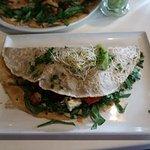 Petit Cafe, Kuranda - Provencial Herb Chicken Crepe