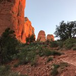 Cathedral Rock Foto