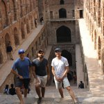 Step Well in Delhi