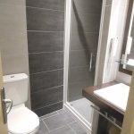 Ensuite bathroom for room 101