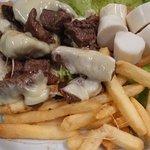 Filet Mignon no prato