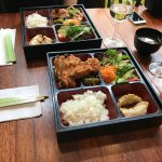 Lunch af Kagetsu :) Best Japanese restaurant in Amsterdam.  Serving fresh food daily!