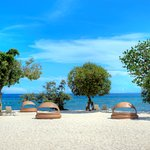 The best spot to do absolutely nothing for languid relaxation