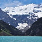 Lake Louise, the start of the hike!