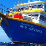MV Oktavia - The Similan Islands