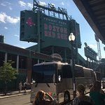 Just outside of Fenway Park- The House Of Blues
