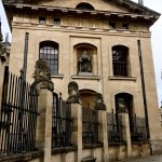 These historic University buildings are unique