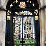 Another stunning College gate