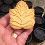 Maple Delights - maple syrup cookie