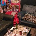 Petit salon à l'étage :)
