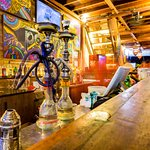 Pesona's Bar with Sheesha