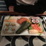 Solo Sushi Platter