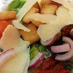 Salades grossières même à la maison je fais mieux