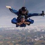 Flying high over Salisbury - awesome