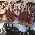 Billede af Monkey Business