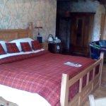 The workshop bedroom
