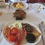 FRESHLY COOKED Scottish Breakfast