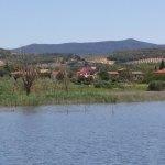 View from lake Trasimeno