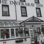 you cant miss it on the main road as you come into inveraray