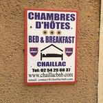 Foto di Chaillac Bed & Breakfast