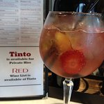 Tinto Pink Gin & Fever Tree Light