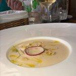 Sublime cauliflower soup