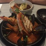 Seafood hot pot ... yummm