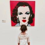 Andy Warhol, Judy Garland,1979. Coleção Berardo. #AndyWarhol #MuseuBerardo