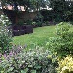 Stunning cottage garden..